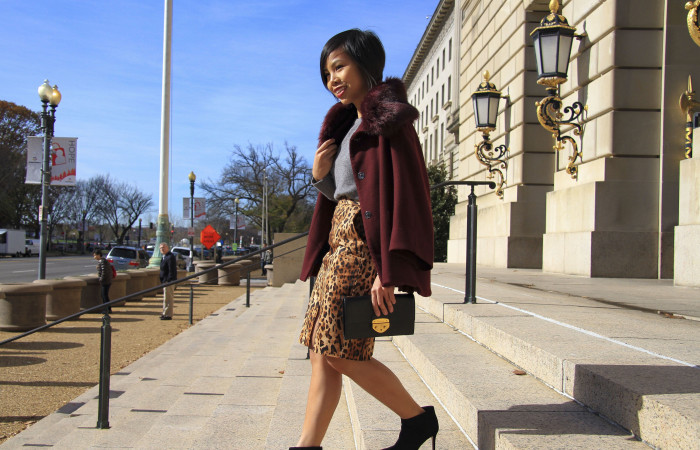 dc67790813 leopard print skirt outfits Archives - SamCora