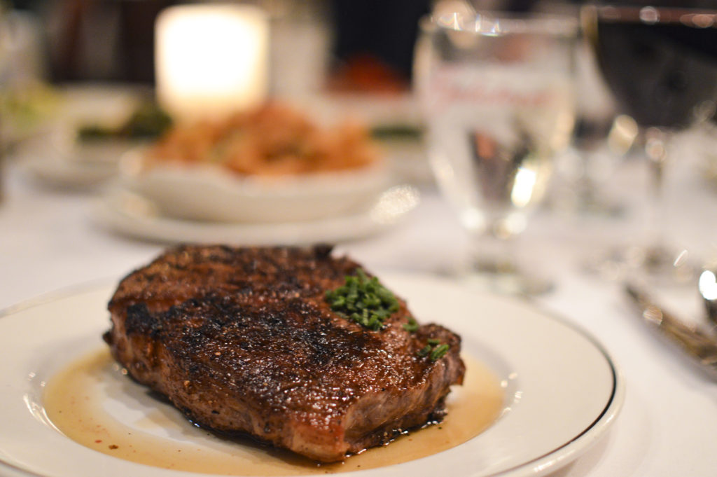 Top 10 Best Restaurants New Orleans - Galatoire's 33 Restaurant, 16 oz Ribeye | SamCora Blog