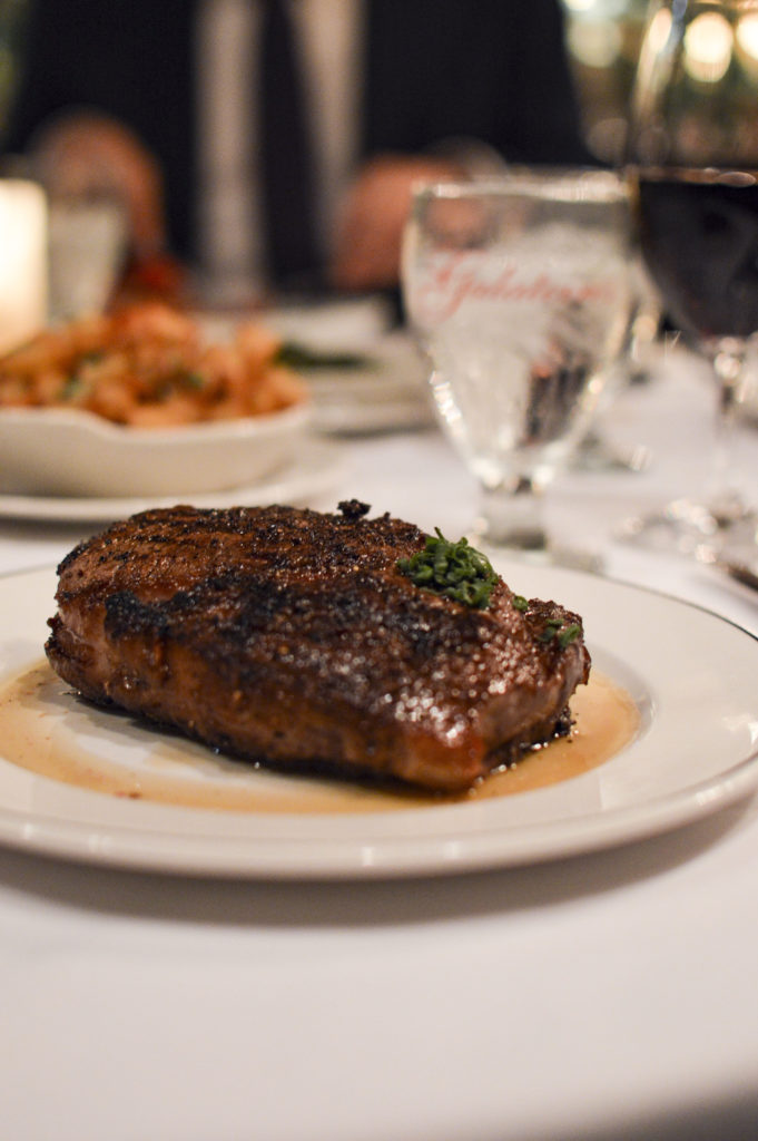 Top 10 Best Restaurants New Orleans - Galatoire's 33 Restaurant, 16 oz Ribeye | SamCora Blog 2