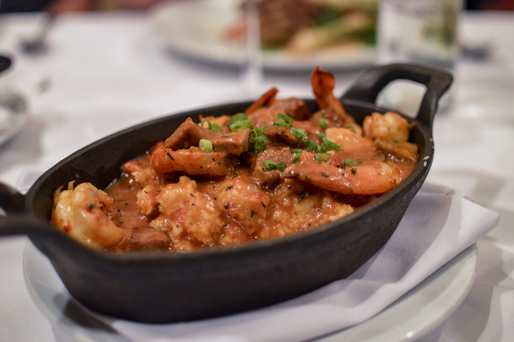 Top 10 Best Restaurants New Orleans - Lüke Restaurant, Louisiana Shrimp En Cocotte | SamCora Blog