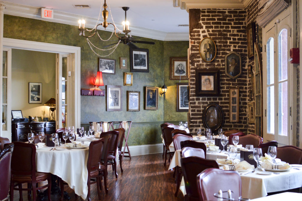Top 10 Best Restaurants New Orleans - Muriel's Restaurant | SamCora Blog