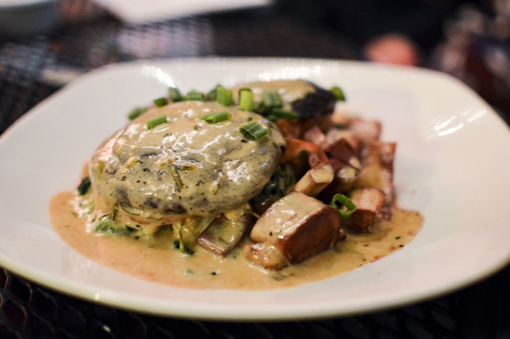 Top 10 Best Restaurants New Orleans - Orleans Grapevine Wine Bar, Mushroom de vin | SamCora Blog