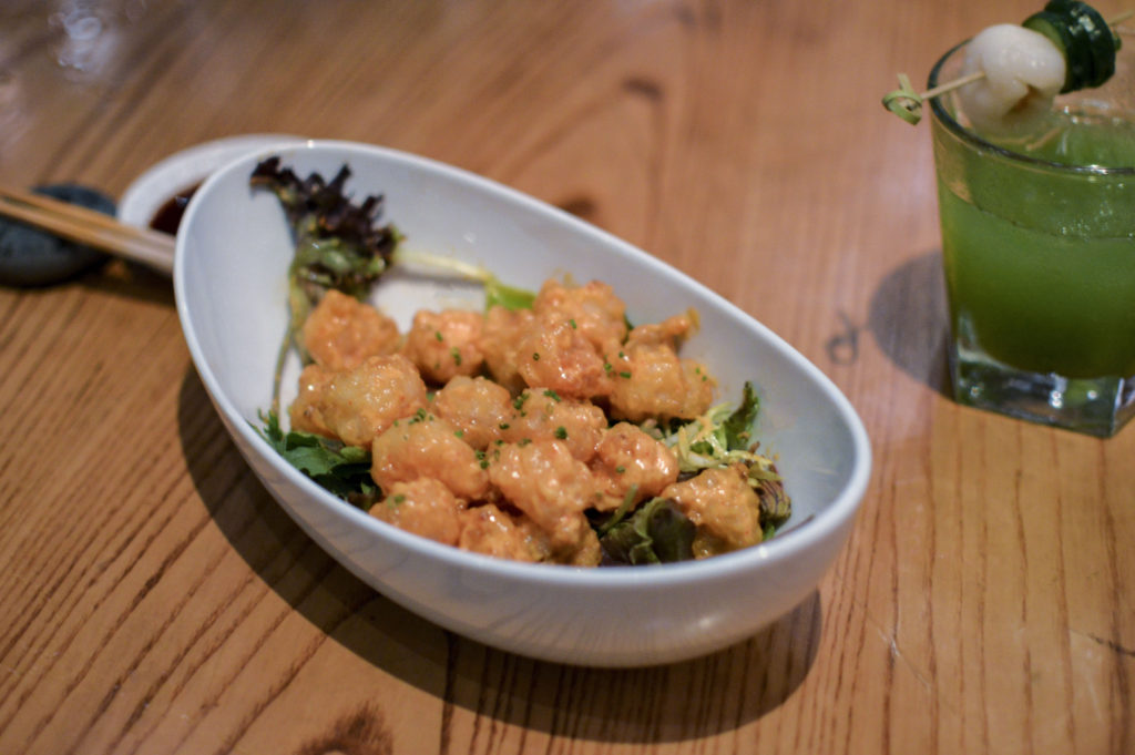 Nobu 57 - Rock Shrimp Tempura | SamCora Blog